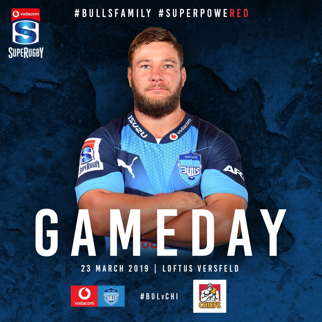 Official Blue Bulls's photo on #GameDay