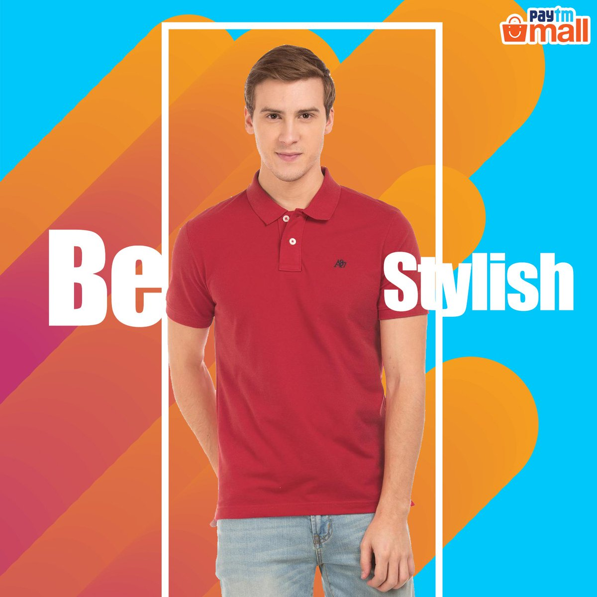 51eda568366 Polo T-shirts can never go out of fashion! Choose from a range of amazing  styles that can easily be paired with denims or trousers.