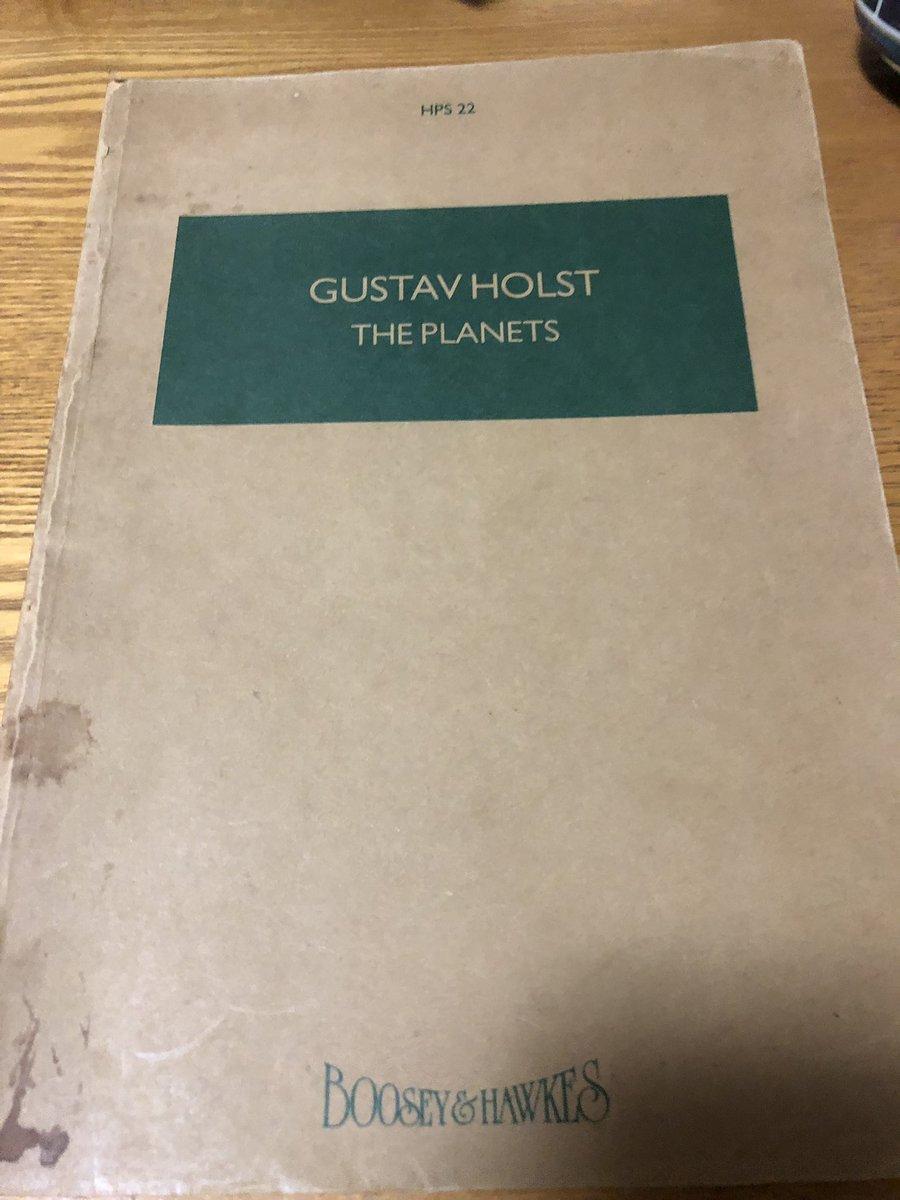 惑星 作曲