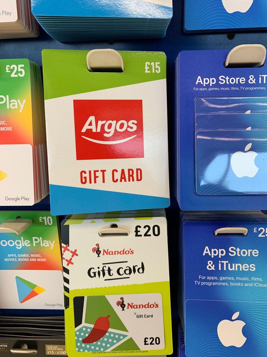 Argos Gift Cards At Tesco - Gift Ideas