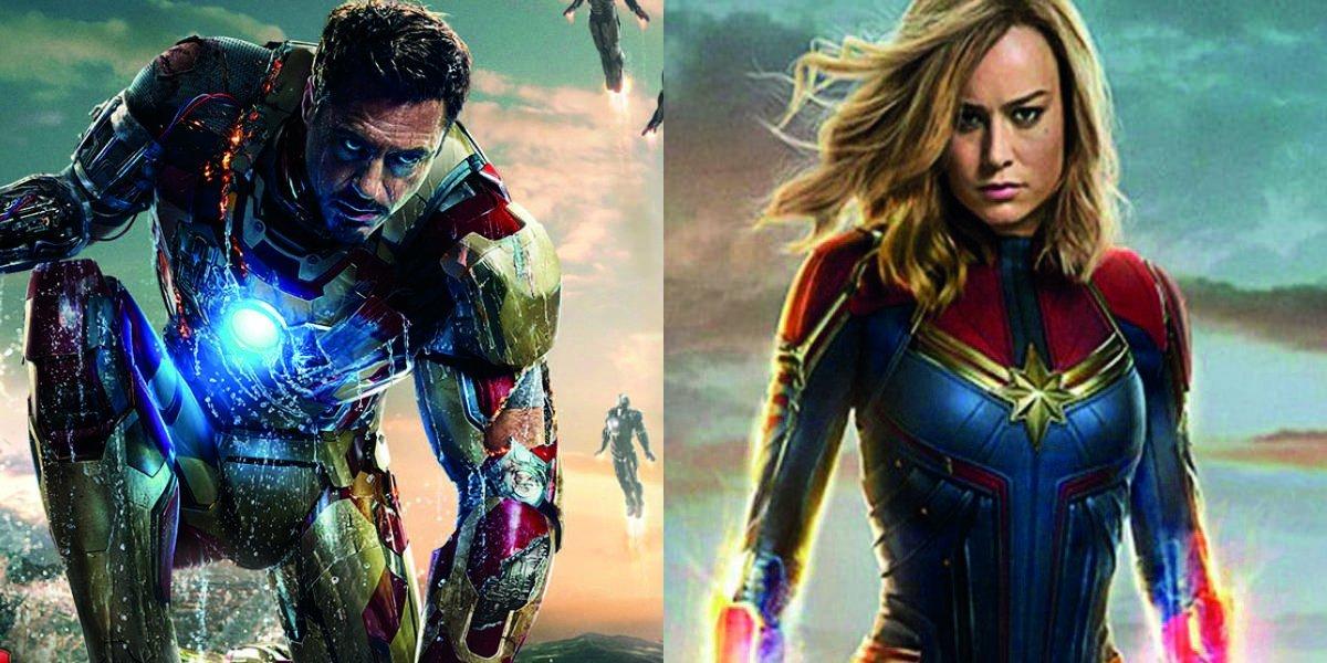 💥 BOOM 💥 Kevin Feige reveló para ScreenRant que la secuela de 'Capitana Marvel' podría estar basada entre 1995 y 2008, el año donde llegaba por primera vez IronMan.