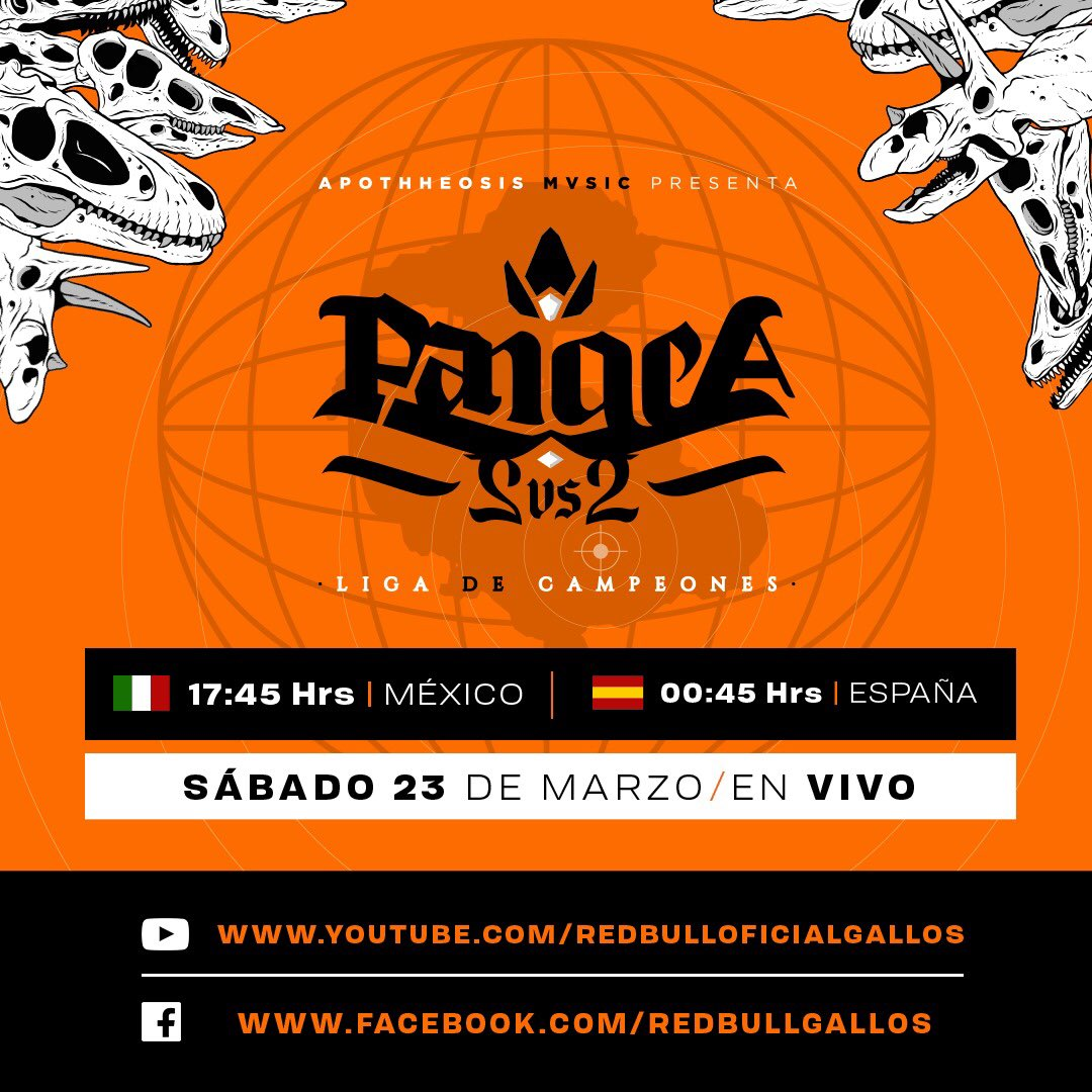 #BatallaDeLosGallos's photo on #Pangea2vs2