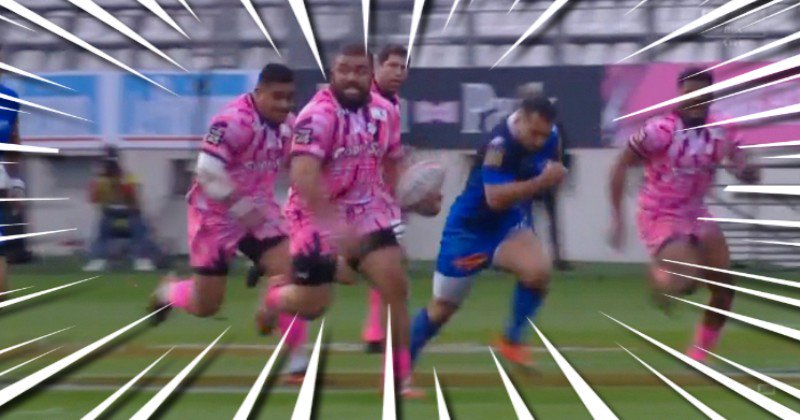 Le Rugbynistere's photo on Stade Français