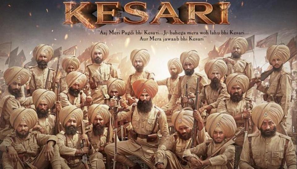 Movie Review: Kesari https://theenigmaticcreation.wordpress.com/2019/03/23/movie-review-kesari/ …