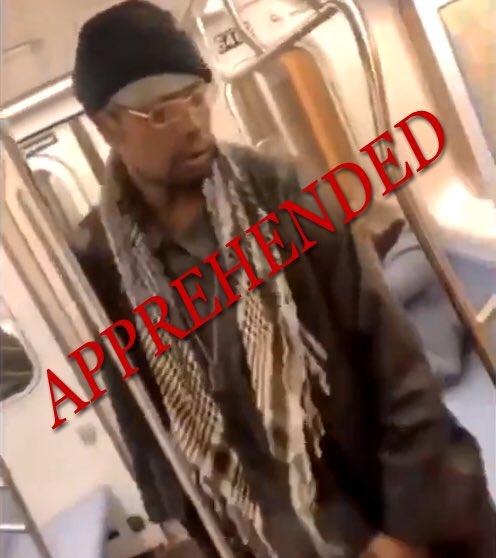 The subject wanted for the brutal subway attack of an elderly woman IS IN CUSTODY. The victim was treated & released from the hospital & is getting the care, advocacy & support needed. Thank you to the worldwide community for the tremendous assistance. Add'l details to follow.