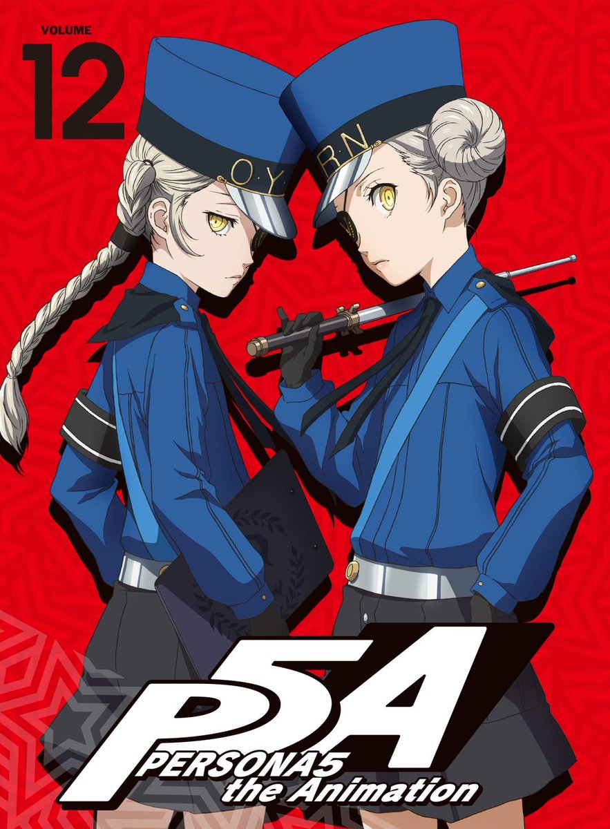 Persona 5 the Animation Volume 12 Cover Art Revealed, Includes 'A Magical Valentine's Day' OVA -  https:// personacentral.com/persona-5-the- animation-volume-12-cover-art-revealed-includes-a-magical-valentines-day-ova/ &nbsp; … <br>http://pic.twitter.com/UDXsUZUut1