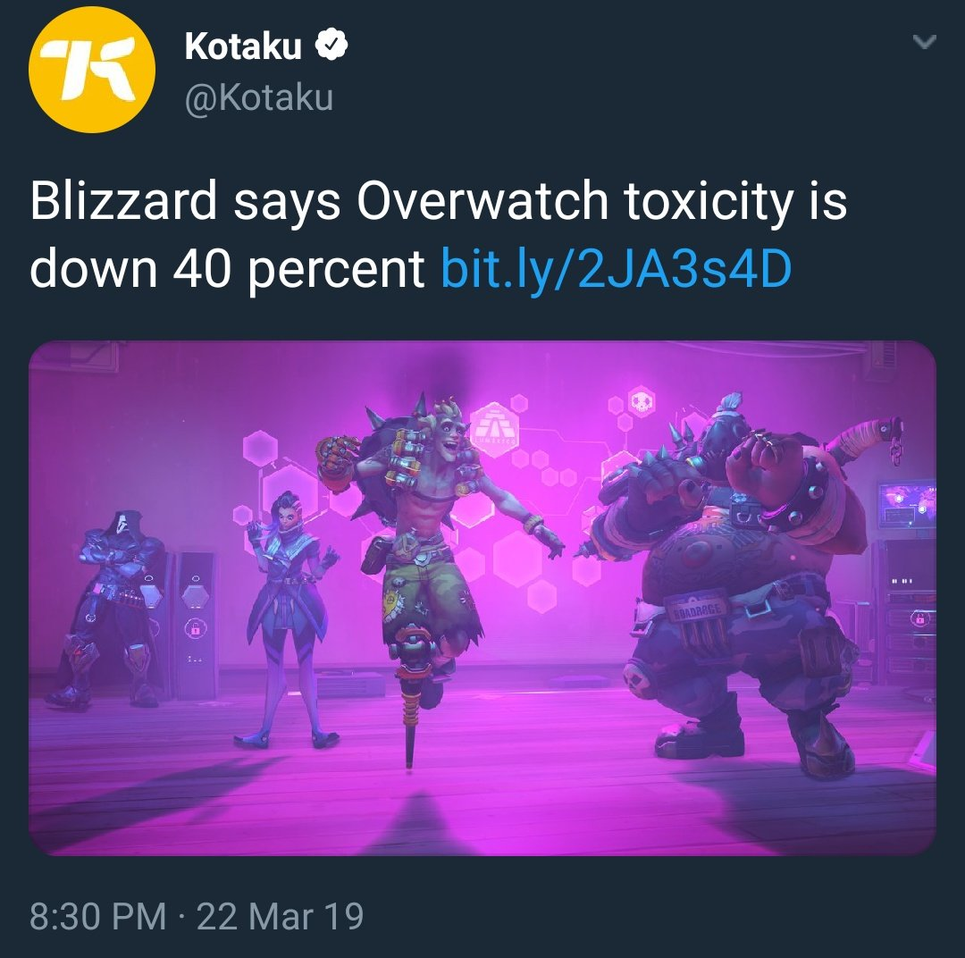 Game Theory: 4 of the 10 remaining Overwatch players QUIT?! <br>http://pic.twitter.com/Pi94m494Ar