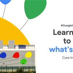 Image for the Tweet beginning: Countdown to the #GoogleCloudOnBoard begins!