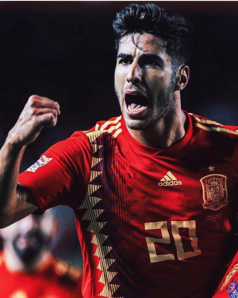 Marco Asensio's photo on #Euro2020