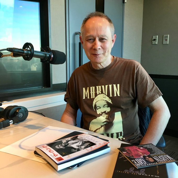3e39b36b85e2 今週RADIO SWITCH(81.3FM)は2か月に1度のお楽しみ、ピーター・バラカンの選曲で贈るBARAKAN SWITCH。今回の テーマは『マーヴィン・ゲイ』!お楽しみに!