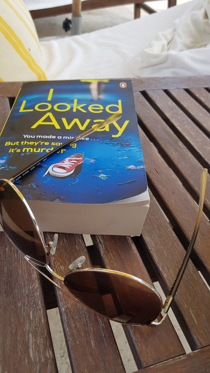 A day late for #FridayReads but this is from last week when we were away on holiday - the new one from @JaneCorryAuthor<br>http://pic.twitter.com/G4jBibRUBd