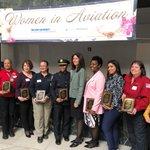 Image for the Tweet beginning: Ten women who work at