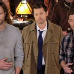 Image for the Tweet beginning: #Supernatural's 15th season will be
