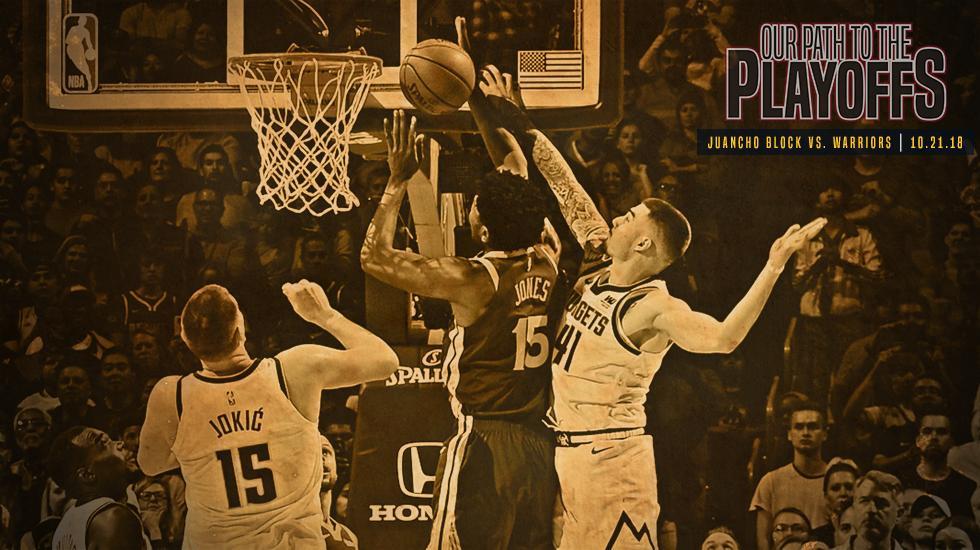 SIGNATURE WIN. SIGNATURE 🛑  🗞️   https://on.nba.com/2JAt29C  #MileHighBasketball