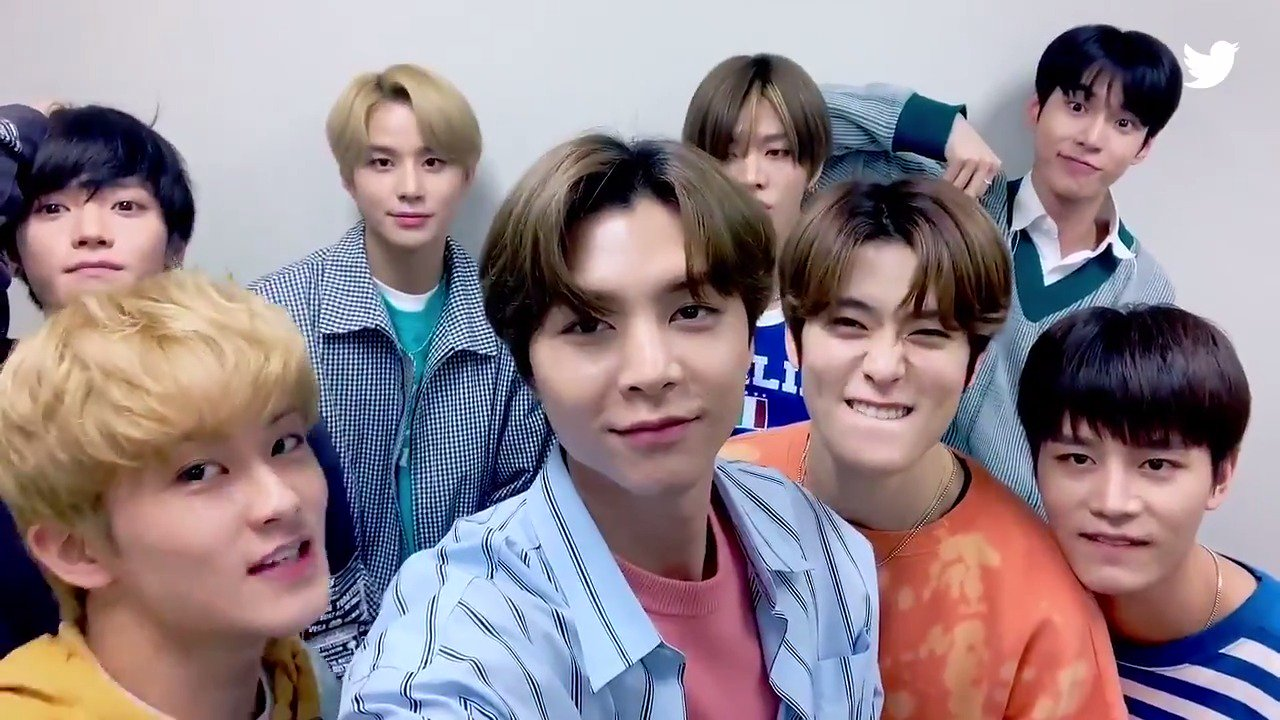 �� a little message from @NCTsmtown_127! https://t.co/F5fn87jb8a