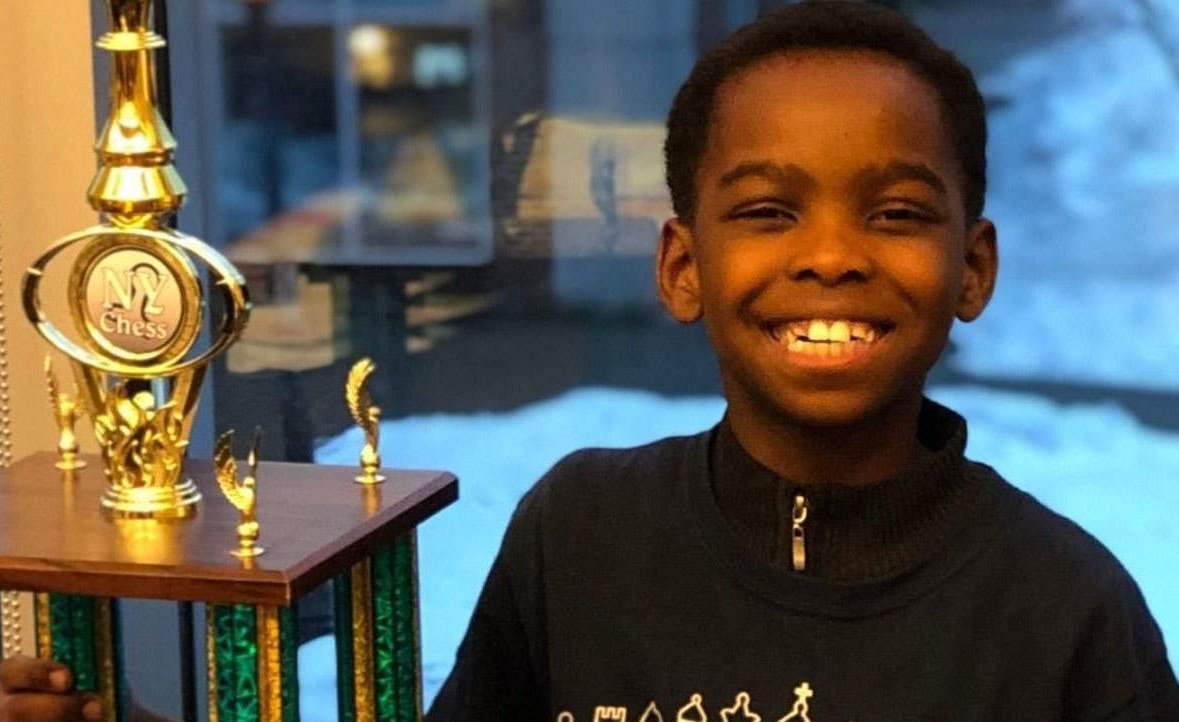 446436aea73 8 year old nigerian refugee now a new york state chess champion nigeria