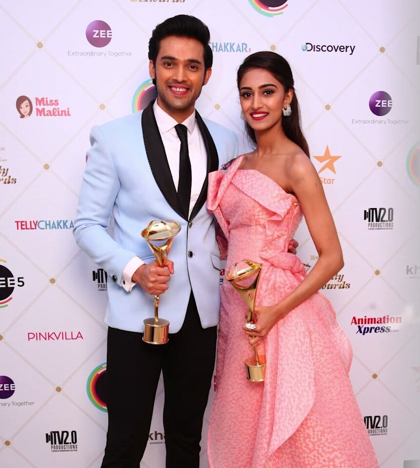 They&#39;re lookn so heavenly gorgeous together  Indeed the &quot;Best Jodi&quot;  #kasautiizindagiikay #PaRica<br>http://pic.twitter.com/jANBPpzlE4