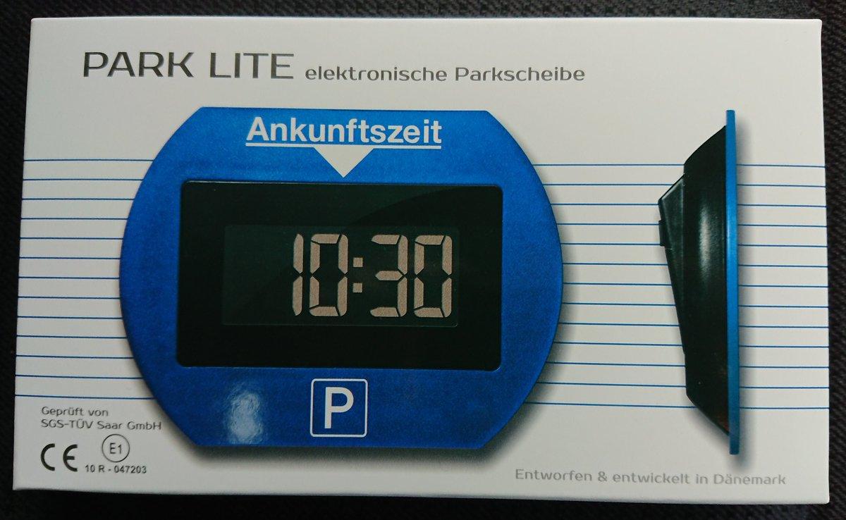 Parklite Park Lite Blu