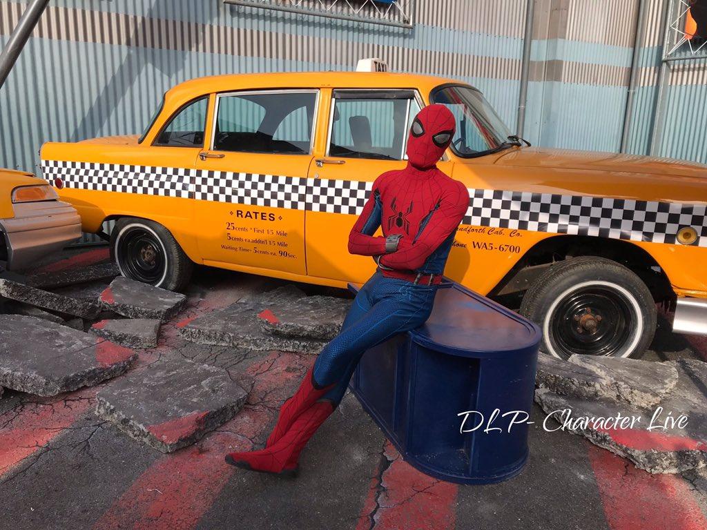 ❤️🕷LIVE : You can meet Spider Man on the Walt Disney Studios during this Marvel season!🕷💙 #DLPLive #DLP #Disney #DisneylandParis #StudioHero #WaltDisneyStudios @DisneylandParis