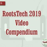 Image for the Tweet beginning: RootsTech 2019 Video Compendium