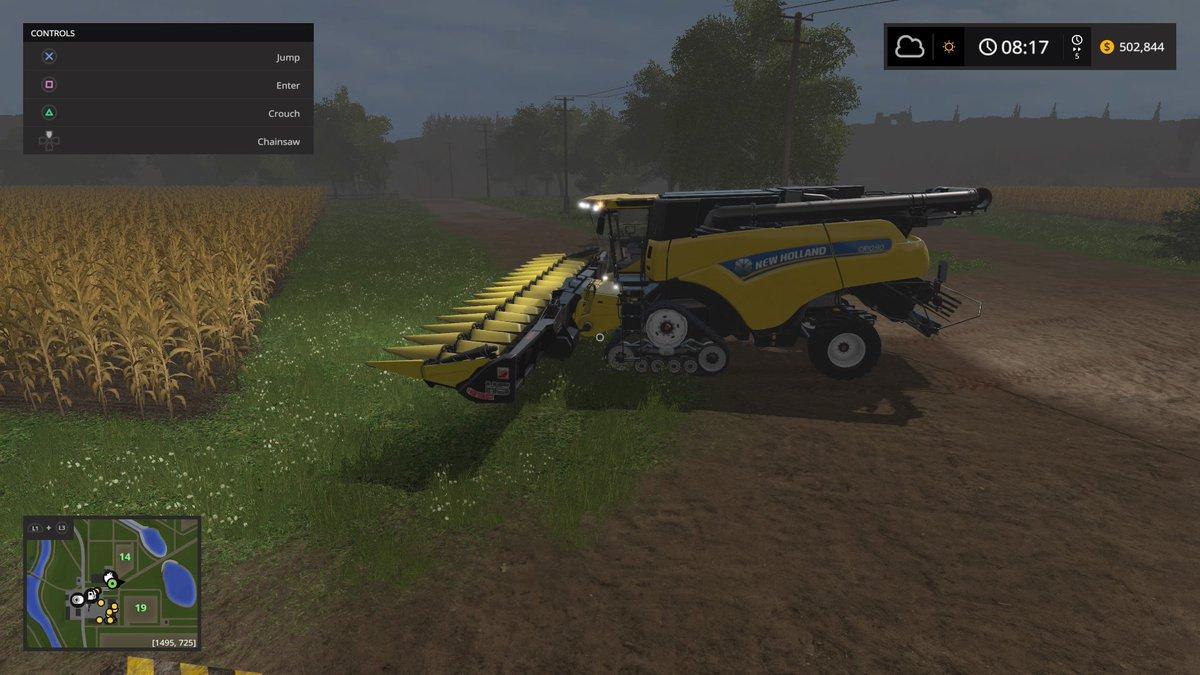 farmingsimulator17 hashtag on Twitter