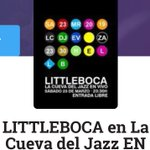Image for the Tweet beginning: En @LaCuevadelJazz hoy tenéis a