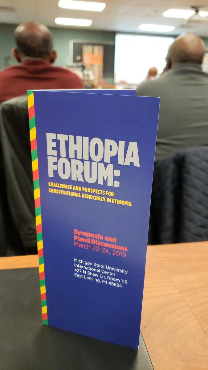 ethiopiaforum hashtag on Twitter