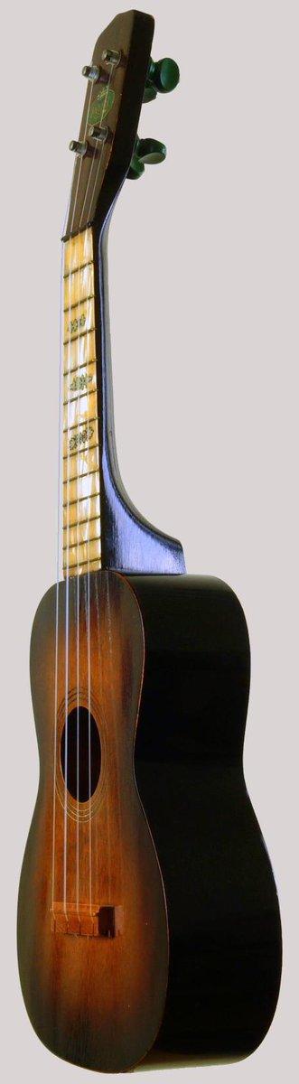 vintage sunburst regal green label soprano at ukulele Corner
