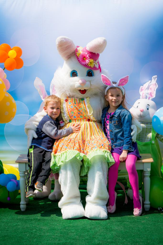 feac2d4f82d3e9 Bring the whole family for free photos with the Bunny at Deer Park Town  Center on
