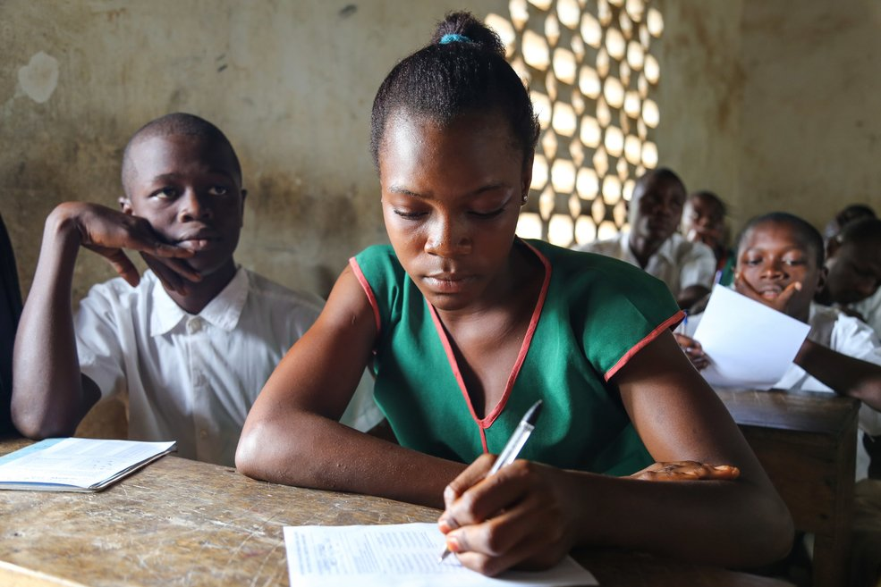 Educating a girl is one of the best investments her family, community, and country can make. RT if you agree!  http:// wrld.bg/dFD030o9Leu  &nbsp;    #InvestInPeople <br>http://pic.twitter.com/6yNjt0cTil