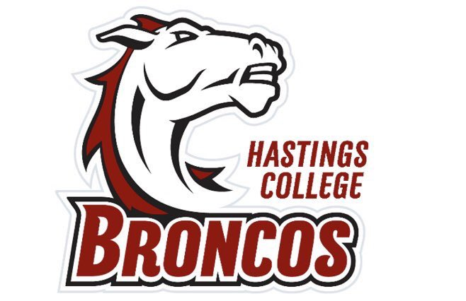 Excited to announce that I will be continuing my academic and basketball career at Hastings College! Go Broncos! <br>http://pic.twitter.com/QFRr4A9nyC