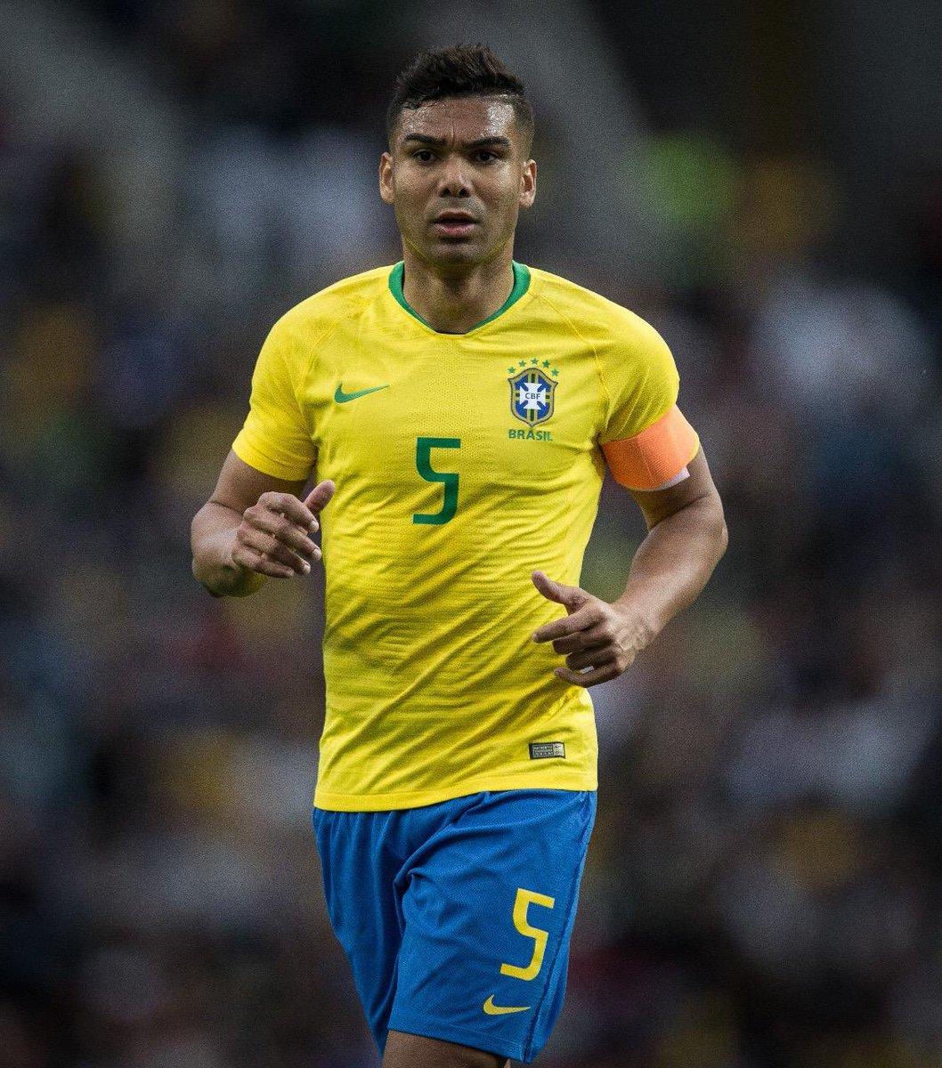 Na terça-feira, um novo desafio. Vamos trabalhar para continuar melhorando. ¡Vamos, Brasil!  #SeleçãoBrasileira #VamosBrasil #Ca5emiro