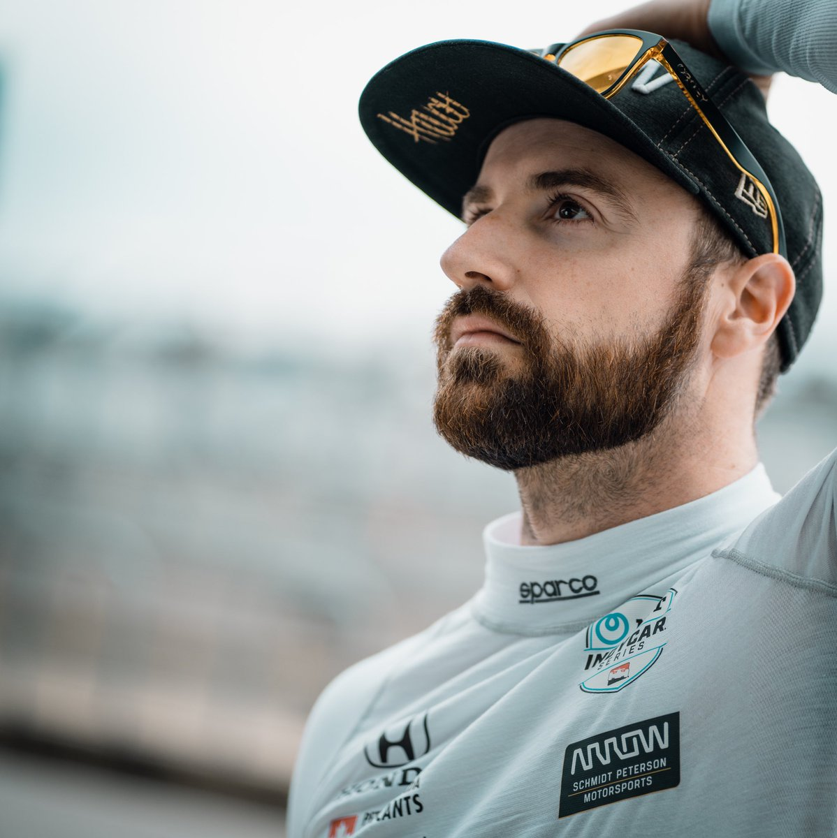 Unlucky break in qualy... but chins up because tomorrow's when it counts. We will be heads down and moving forward!  #INDYCAR // #5ToTheFront // @SPMIndyCar // @HondaRacing_HPD // @ArrowGlobal // #PetroCanadaLubricants<br>http://pic.twitter.com/6fWh5wPpDg