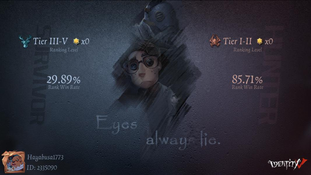 I&#39;m playing Identity V. Fancy a game? <br>http://pic.twitter.com/zXuRJSYCkf
