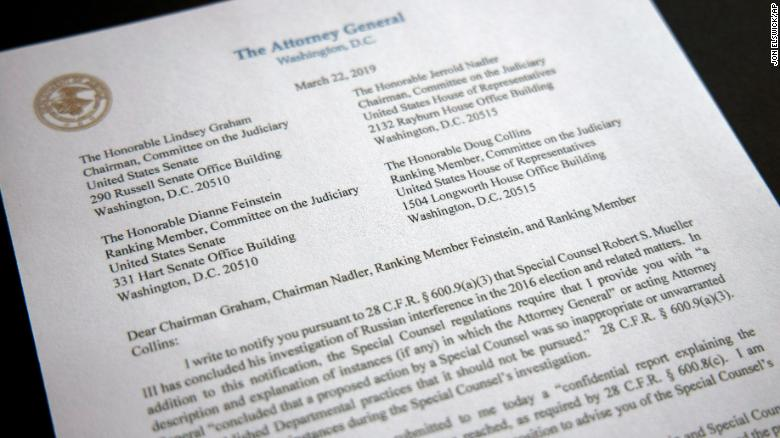 Dems warn of subpoena if Mueller report and evidence not turned over to Congress https://t.co/eS9TYmNYJ7 https://t.co/zGZrmh6abO