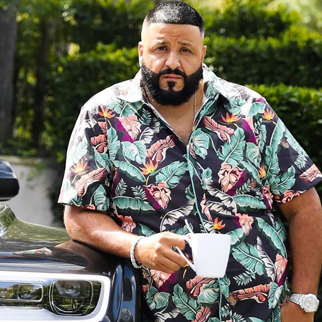 DJ Khaled Reacts To Nigerian Artist Who Drew His Son, Asahd (PHOTO)