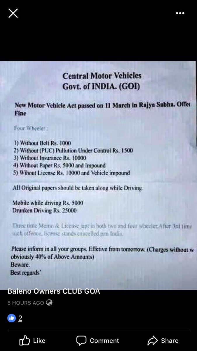 Hi @MumbaiPolice - This WhatsApp fwd has been doing the rounds. Pls confirm if info is accurate <br>http://pic.twitter.com/fDeMJ8GnAq