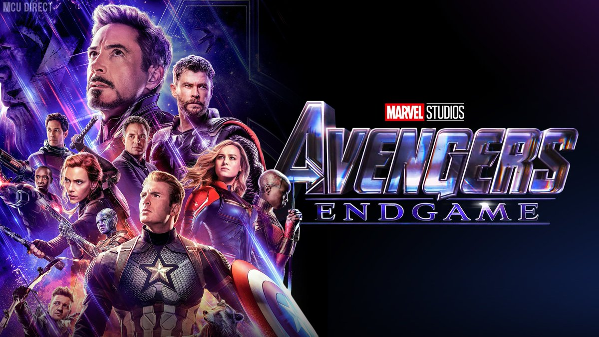 RUMOR: #AvengersEndgame's runtime is reportedly finalized at 3 hours and 2 minutes! http://bit.ly/2HPCCTj
