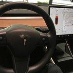 Image for the Tweet beginning: Tesla's in-car web browser is