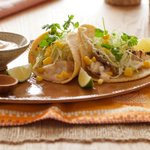Image for the Tweet beginning: For these fish #tacos, the