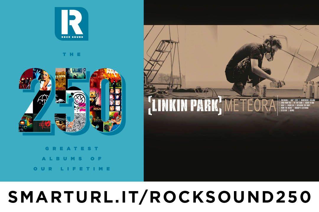 Rock Sound On Twitter Linkin Park S Meteora Is One Of