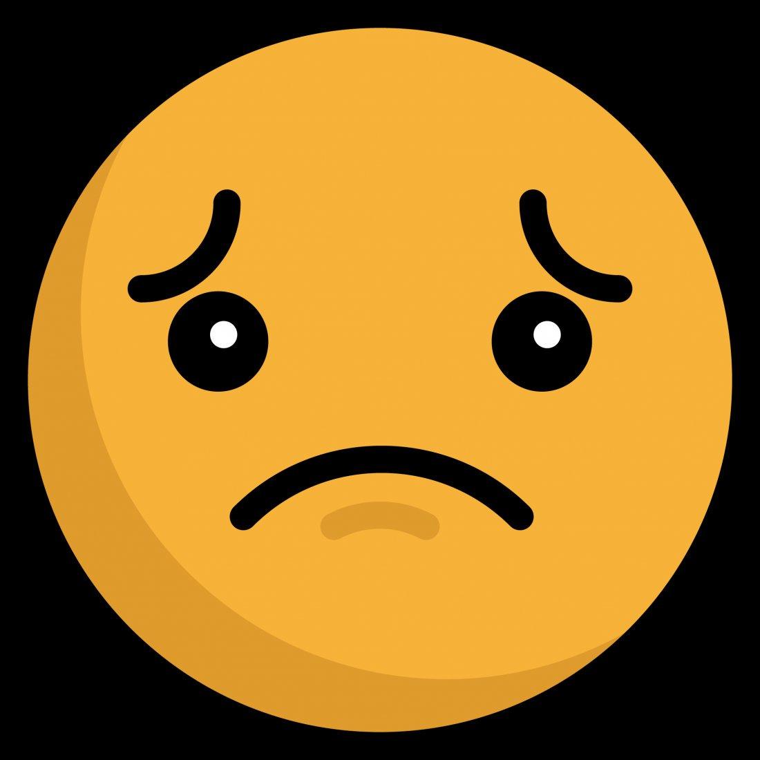 sad emoticon png - 1200×630