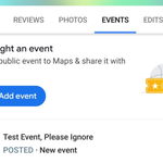 Image for the Tweet beginning: Google Maps rolling out (broken)