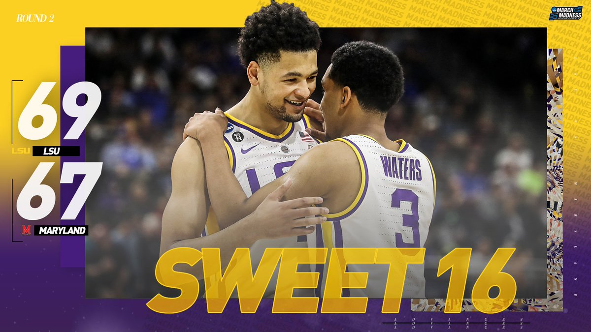 NCAA March Madness's photo on #Sweet16