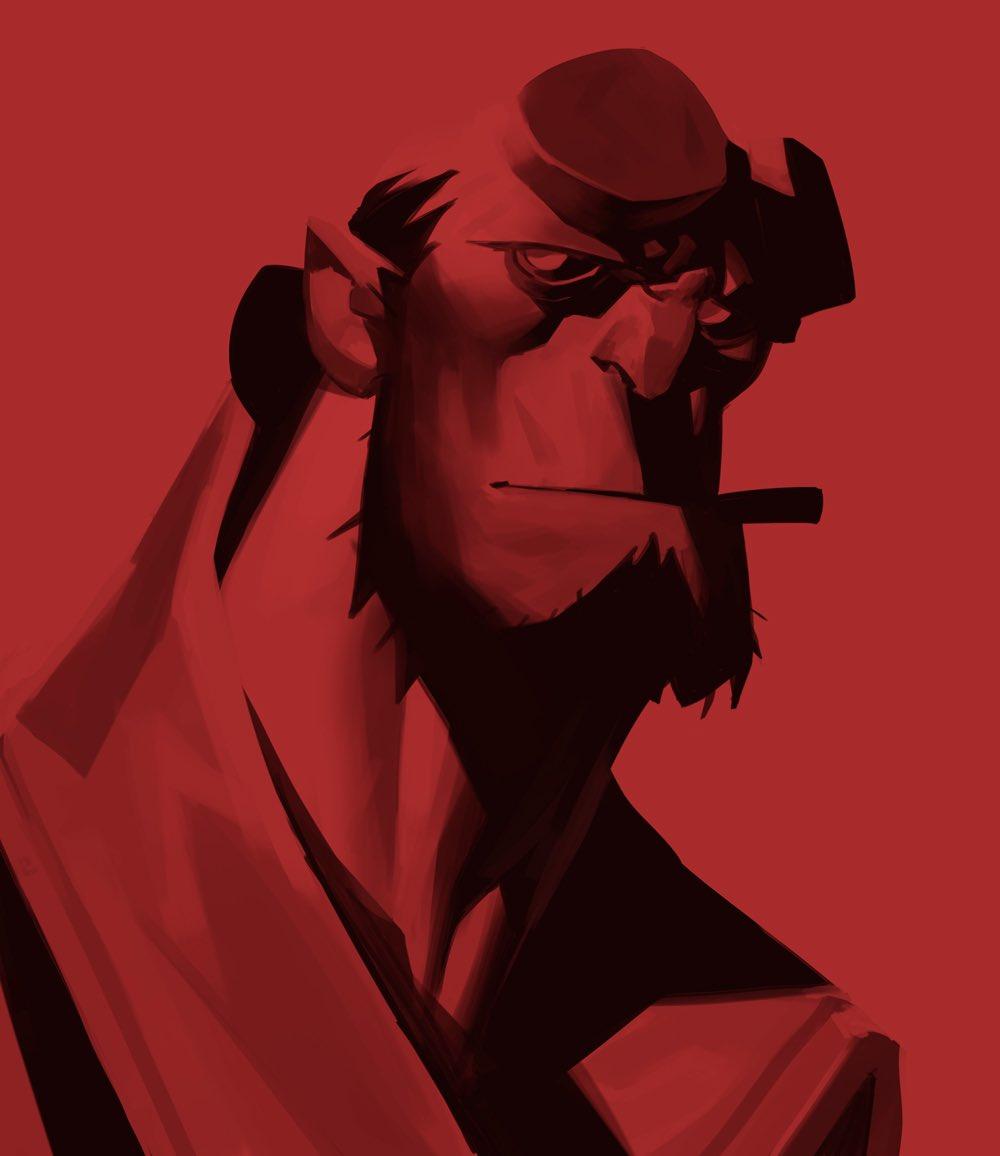 Hellboy day!