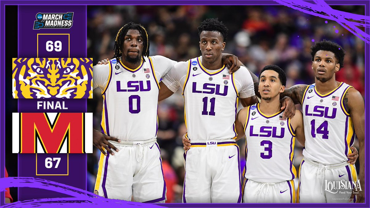 LSU Basketball's photo on Tremont Waters