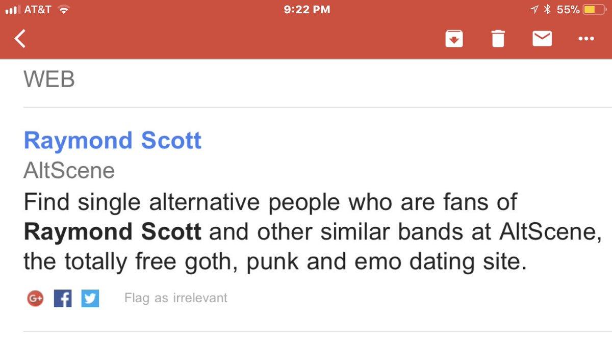 emo dating ιστοσελίδες δωρεάν που βγαίνει με την Κάρι Άντεργουντ τώρα.