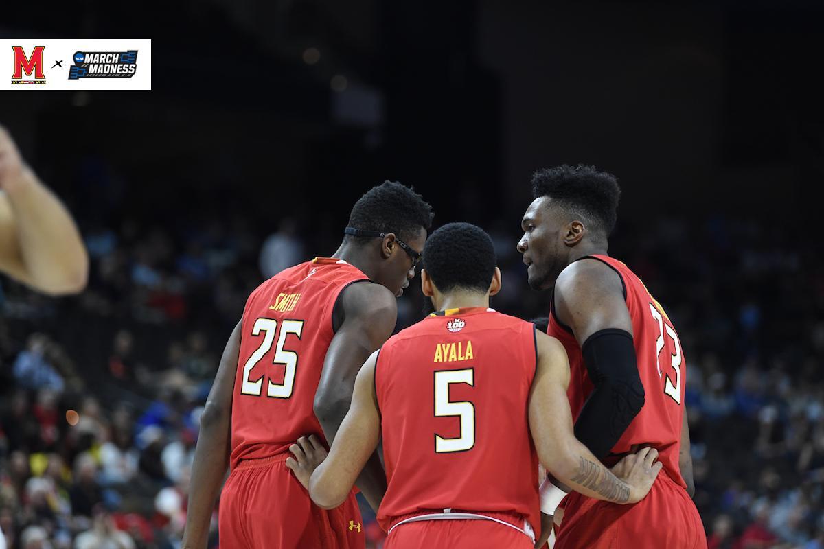 Maryland Basketball's photo on Terps