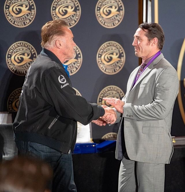 I was and always will be a fighter. I am a Green Beret, Sniper, Ranger,  and was a UFC title contender. The last decade has flown by.  On March 2nd, 2019 I was honored by being inducted into the International Sports Hall of Fame at the Arnold's Sports Festival in Columbus, Ohio. <br>http://pic.twitter.com/pijzptXQDl