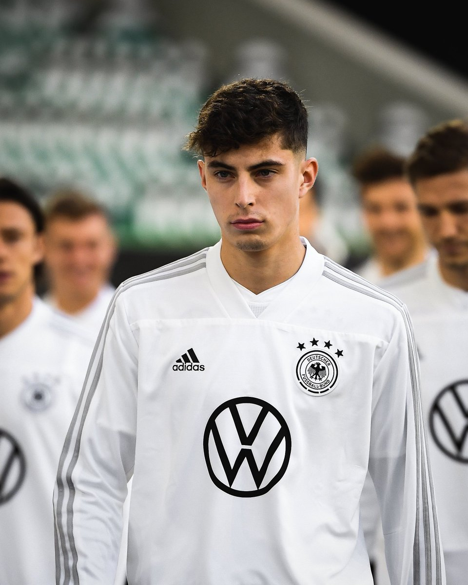 Kai Havertz's photo on #NEDGER